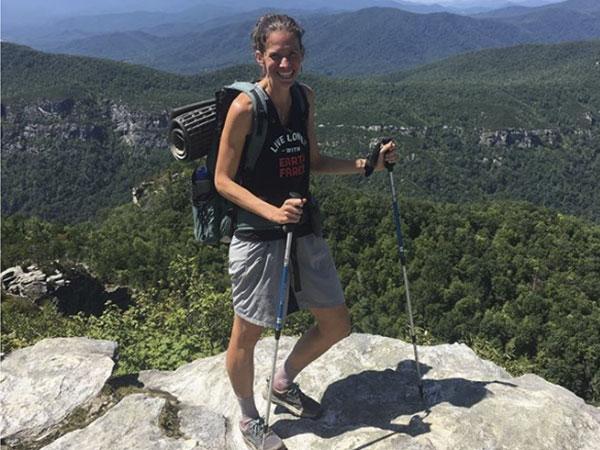 Jennifer Pharr Davis: National Geographic Adventurer of the Year